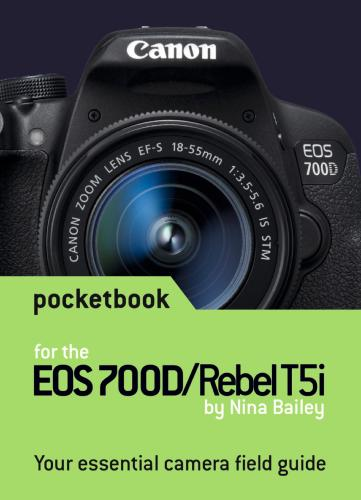 Canon EOS 700D / Rebel T5i Pocketbook