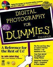 Digital Photography for Dummies 2nd Edition