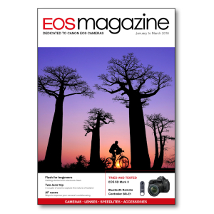 EOS magazine January-March 2018 back issue