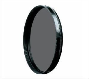 B+W polarising filter