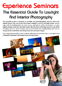 Essential Guide to Lowlight & Interior Photography DVD