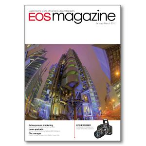 EOS magazine January-March 2011 back issue