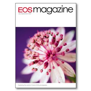 EOS magazine July-September 2007 back issue