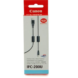 Canon IFC-200U Interface Cable