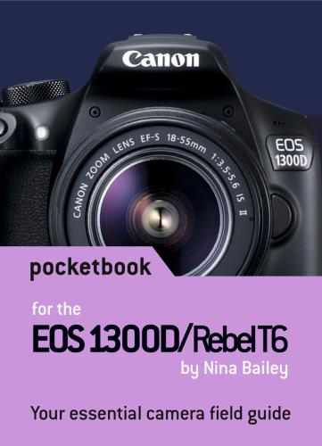 Canon EOS 1300D / Rebel T6 Pocketbook