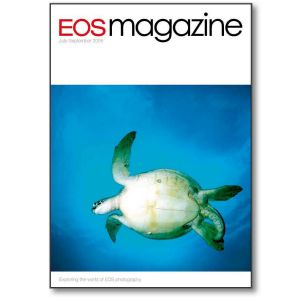 EOS magazine July-September 2006 back issue