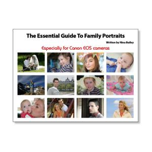 Essential Guide to Family Portraits by Nina Bailey (reprint)