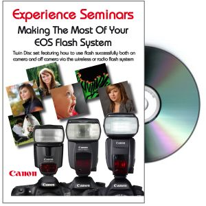 Making the most of your EOS Flash System DVD