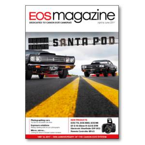 EOS magazine April-June 2017 back issue