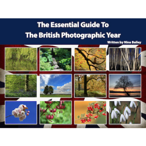 The Essential Guide to the British Photographic Year by Nina Bailey