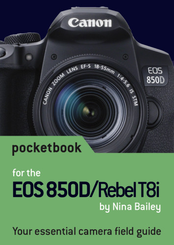Canon EOS 850D / Rebel T8i Pocketbook