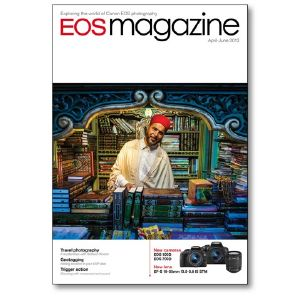 EOS magazine April-June 2013 back issue