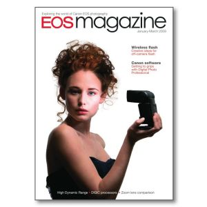EOS magazine January-March 2009 back issue