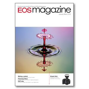 EOS magazine January-March 2012 back issue