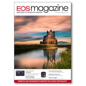 EOS magazine January-March 2016 back issue