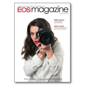EOS magazine April-June 2009 back issue
