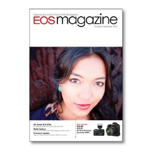 EOS magazine October-December 2012 back issue